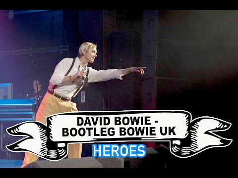 David Bowie - Bootleg Bowie UK Video