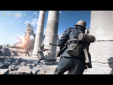 Tour d'horizon des maps du jeu de Battlefield V