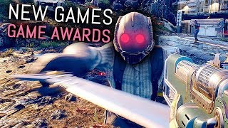 10 NEW Games Announced at Game Awards 2018