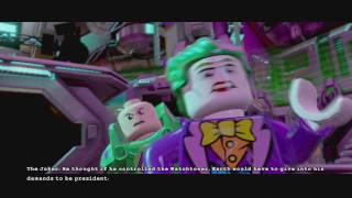 LEGO Batman 3: Beyond Gotham ~ Level 4: Space Station Infestation (Story Mode Guide)