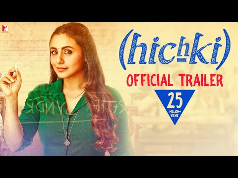 Hichki - Movie Trailer Image