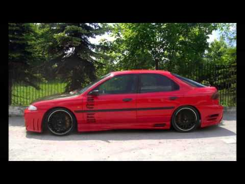 Ford Mondeo Mk1 - Tuning - Body kit