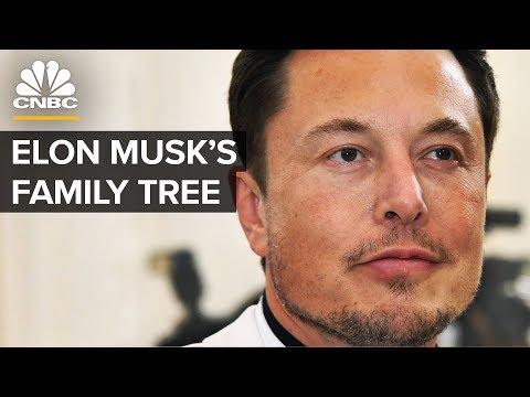Podnikaví příbuzní Elona Muska