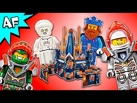 Vidéo LEGO Nexo Knights 70357 : Le Château de Knighton