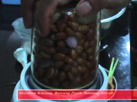 Video Resep - Sate Kelapa - Akpar Majapahit