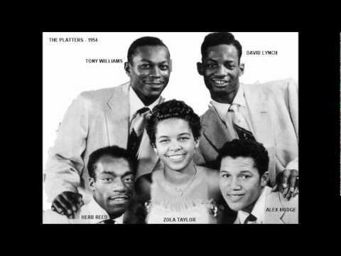 Twilight Time- The Platters-'1958 & 1963 -Mercury 71289.( 2 VERSIONS)wmv
