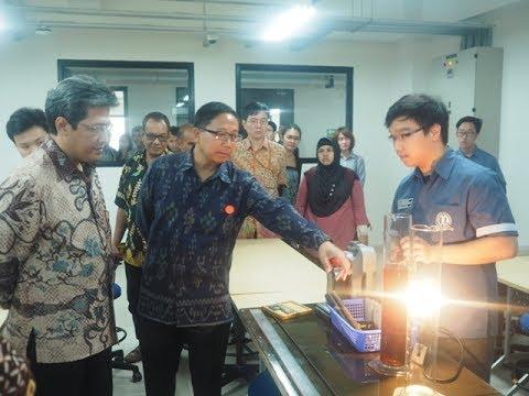 Peresmian Kampus 3 Unika Atma Jaya di BSD City