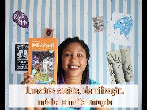 Kuami, de Cidinha da Silva | Especial Dia das Crianças | Passos entre Linhas