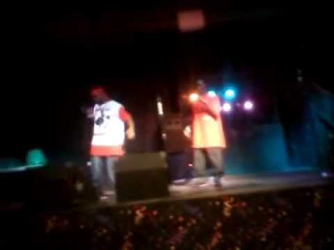 *2011* ACE OF SPADE'S & LIL DEEZY PREFORMING AT CLUB ORPHEUM IN *YBOR CITY* (TAMPA FL)