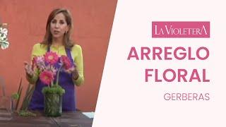 🌸ARREGLO FLORAL · Gerberas | La Violetera  🌸