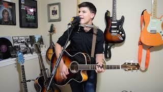 Jake Thistle -- The Open Road (John Hiatt acoustic cover)