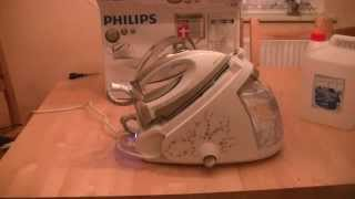 Dampfbügelstation PHILIPS GC9540/02 PerfectCare Silence / Steam iron review