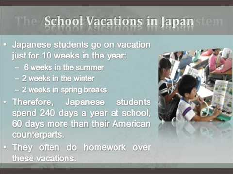 Japan's Education System