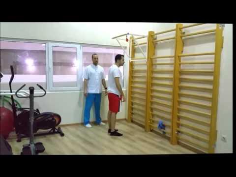 Perie de tratament cu artroză