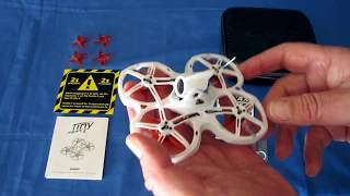 EMax Tinyhawk II Brushless Micro FPV Racer Flight Test Review