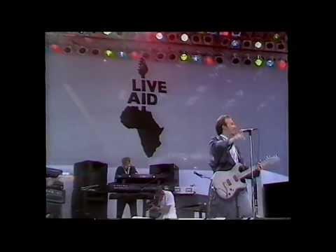Ultravox - One Small Day (BBC - Live Aid 7/13/1985)