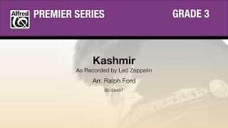Kashmir, arr. Ralph Ford - Score & Sound