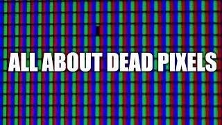 Dead, Stuck, and Hot Pixels | Display Defects
