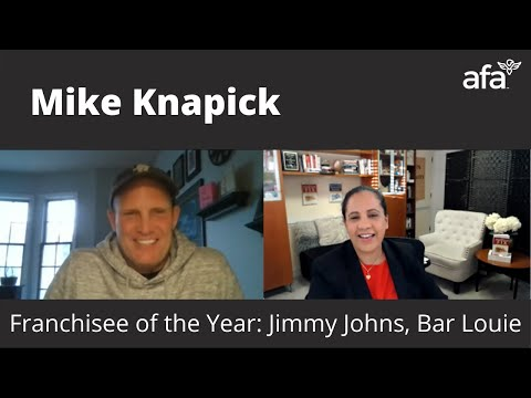 , title : 'Franchisee of the Year:  Jimmy Johns, Bar Louis
