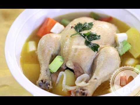 Resep Sup Ayam Jahe Mp3