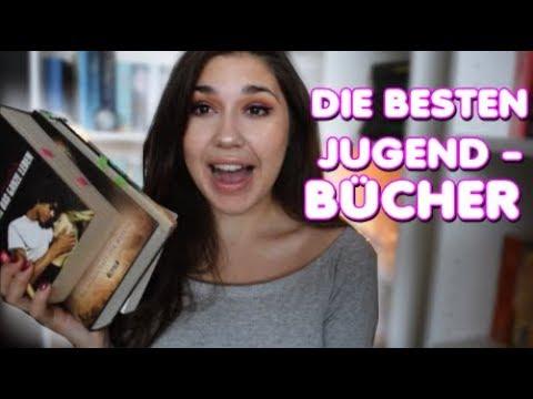 DIE 10 BESTEN JUGEND-BÜCHER 📚😍| FANTASY & CONTEMPORARY