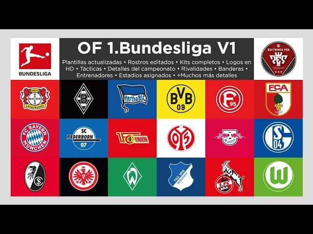 Bundesliga OF Editemos PES V1