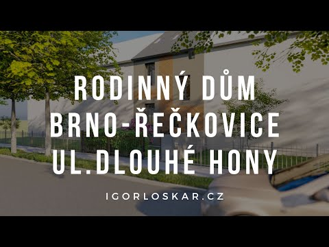 Video z << Prodej rodinného domu, 185 m2, Brno >>