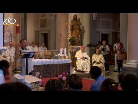 Algérie : Le centenaire de la Basilique St-Augustin-d'Hippone