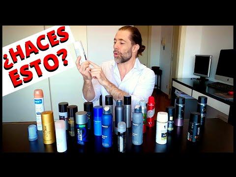 Desodorantes y Antitranspirantes. Evita estos errores y aprende a sacarles partido!