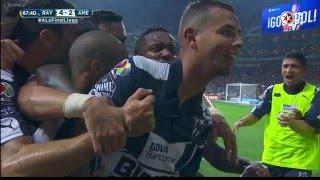 Monterrey vs America 4-2 VUELTA Semifinal TELEVISA FULL HD 2016
