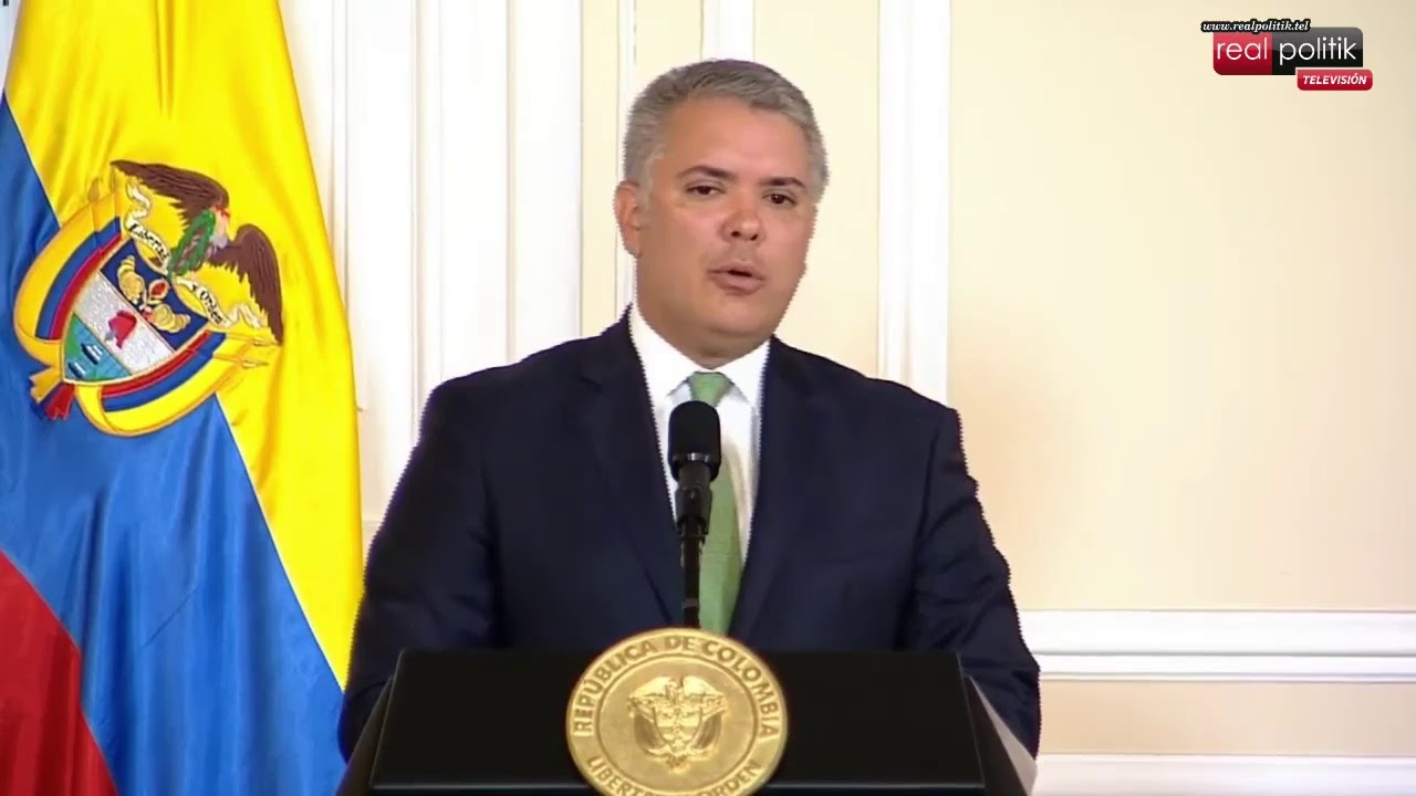 Colombia: Francisco Barbosa asume como Fiscal General de la Nación