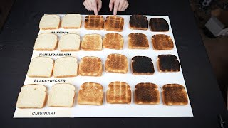 Which Cheap Toaster is Best?