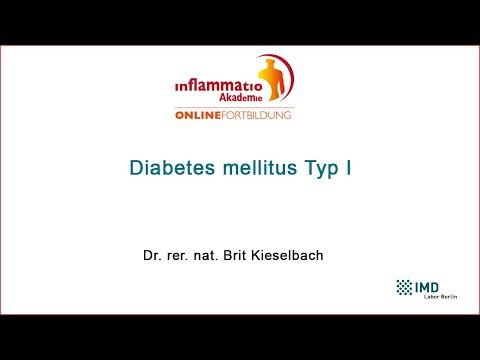 Diabetes für zwei Arten der Behandlung