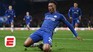 Chelsea saw the real Callum Hudson-Odoi vs. Burnley - Frank Lampard   Premier League