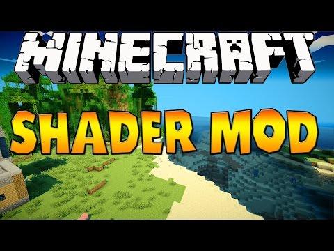 RX480 8G Minecraft High Shaders test - смотреть онлайн на