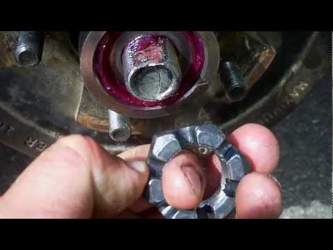 Trailer Axle Bearing Adjustment Trick Mp3
