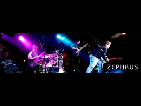 Zephrus: New Rock Trio