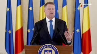 Iohannis: În această etapă, nu vom avea o creştere peste 2% din PIB pentru Apărare