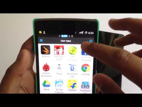 Transfer Apps between Android Devices(No Root Required)