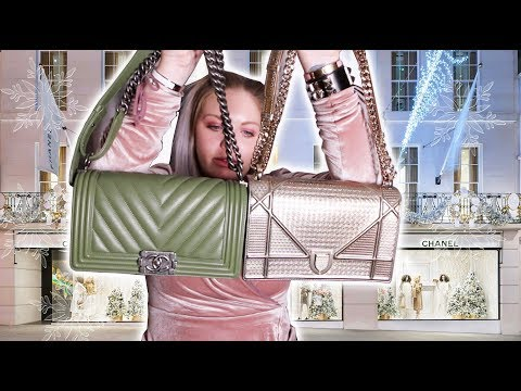 Chanel Boy Bag vs. Dior Diorama – How To Choose Chanel or Dior -Cost, Capacity, Aesthetic, Quality +