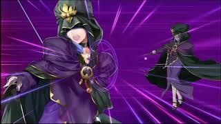 Medea  - (Fate/Grand Order) - FGO NA Casual Run ~ Medea NP Spam [Feat. Cheat Servant]