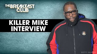 The Breakfast Club - Killer Mike Launches Black-Owned Bank, Talks Loan Programs, Competition, Home Ownership + More