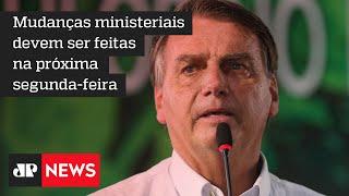 Bolsonaro diz que está trabalhando em reforma ministerial