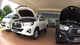 Toyota Hilux Rocco 2018 facelift - best affordable SUV