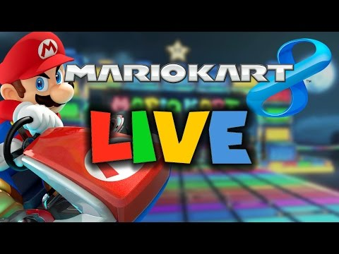 🔴 Mario Kart 8 WITH VIEWERS!