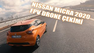 NISSAN MICRA 2020 ONLY FPV DRONE edit