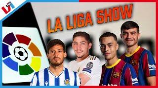 La Liga Show: Over Uitblinkers Dest, Pedri, Valverde En Veteraan David Silva (Hele Show)