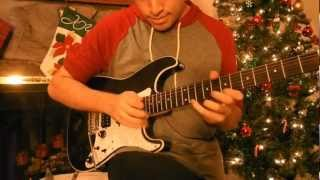 - Christmas Carol Rock 2 - Eric Maldonado - Hard Rock Electric Guitar -