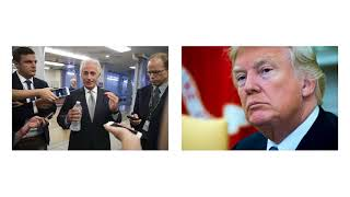 Trump and Corker Escalate Battle Over Taxes