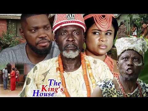 THE KING'S HOUSE 3&4 - 2019 New Movie Ll 2019 Latest Nigerian Nollywood Movie Ll